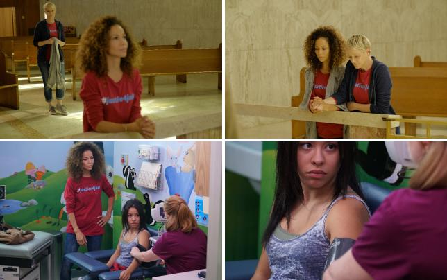 The watcher and protector the fosters s4e11
