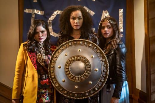 Power of Three - Charmed (2018) Season 1 Episode 15