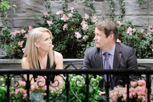 An Unexpected Setback - Days of Our Lives