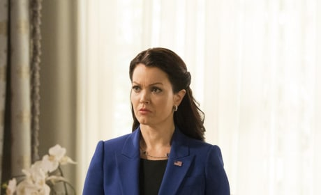 Not Impressed - Scandal Season 7 Episode 10