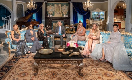 Taking Their Seats - The Real Housewives of New Jersey