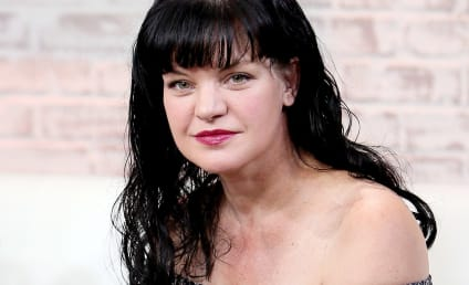 "NCIS Alum Pauley Perrette Says She's ""Terrified"" of Mark Harmon"