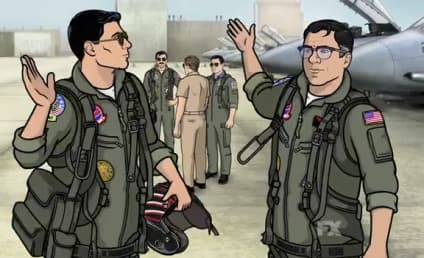 Archer Season 5 Promo: Enter the Danger Zone!