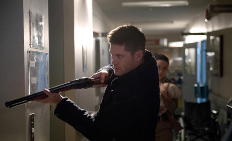 Cautionary Peek - Supernatural Season 11 Episode 1
