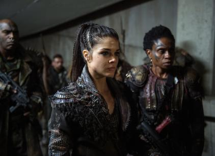 Watch The 100 Season 4 Episode 12 Online
