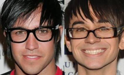 Reality TV Look-alikes: Pete Wentz and Christian Siriano