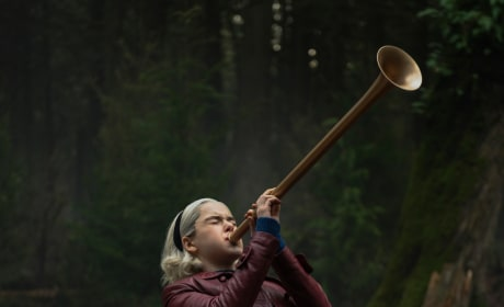 Sabrina Opens the Door to Hell - Chilling Adventures of Sabrina Season 1 Episode 20