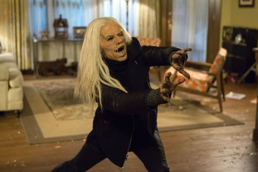 Adalind Hexed Out - Grimm Season 4 Episode 13