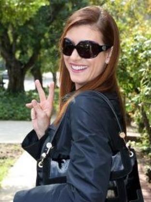 Kate Walsh: Peace Out!