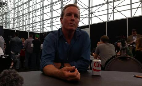 Teen Wolf: Linden Ashby from NYCC 2016