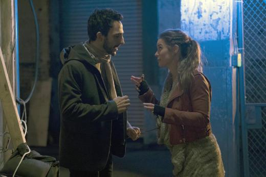 Aram's new girlfriend - The Blacklist Season 4 Episode 14