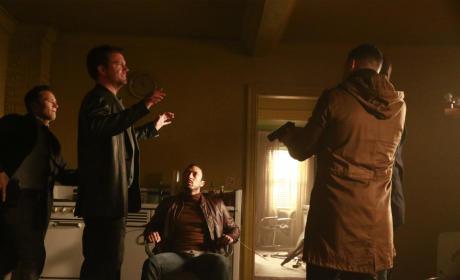 Not Big Fans of Slaughter - Castle Season 8 Episode 6