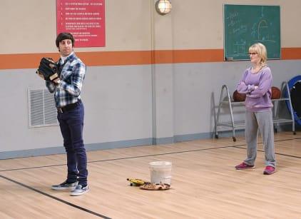 Watch The Big Bang Theory Season 8 Episode 3 Online