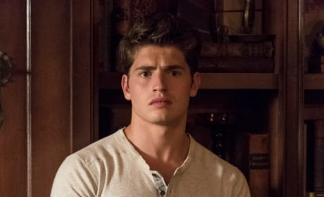 Chase in his Pose - Marvel's Runaways Season 1 Episode 5