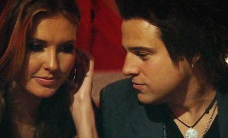 Ryan Cabrera and Audrina Patridge