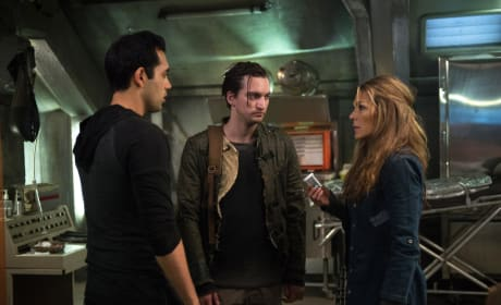 Murphy – The 100 Season 4 Episode 3