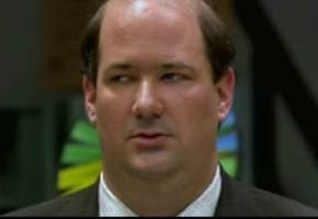 Kevin Malone, Office Accountant