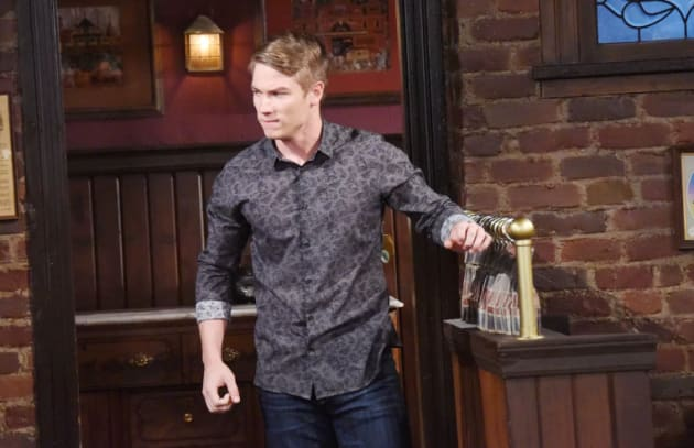 Tripp Is Furious - Days of Our Lives