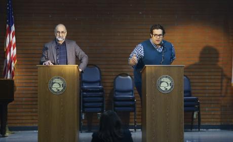Debate time - Scorpion Season 3 Episode 17