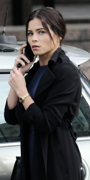 Covert Call- Tall - The Resident Season 2 Episode 9