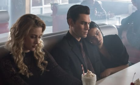All Black - Riverdale Season 3 Episode 4