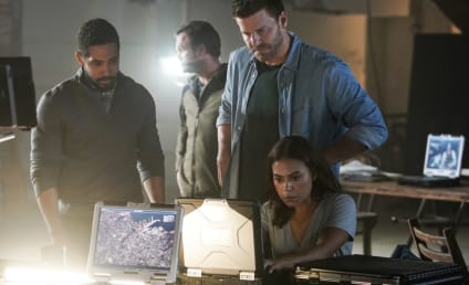 SEAL Team Season 1 Episode 4 Review: Ghosts of Christmas Future
