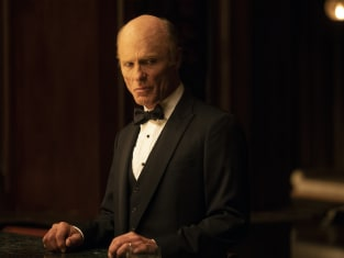 Ed Harris Returns - Westworld