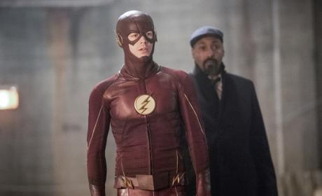 Another Day, Another Bad Situation - The Flash Season 3 Episode 20