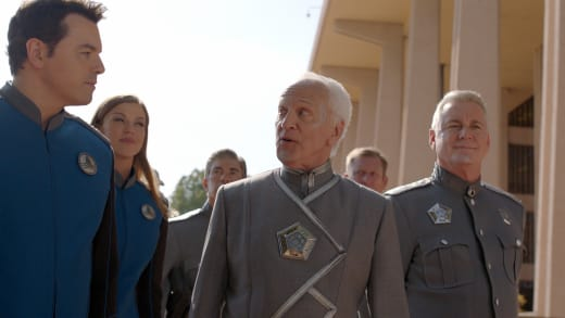 First Contact - The Orville Season 2 Episode 5