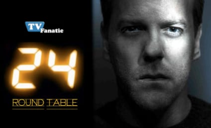 "24 Round Table: ""Day 8: 9:00 PM - 10:00 PM"""