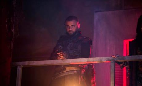Miller in the Bunker - The 100 Season 5 Episode 10