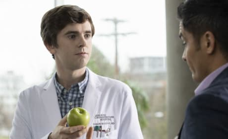 Desperate To Get Back - The Good Doctor