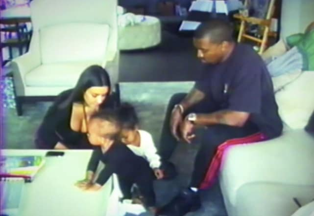 All Kim Wanted To Do Was See Her Kids