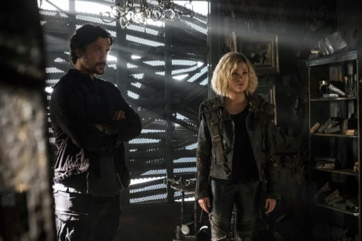 The 100 Season 5 Episode 8 Review: How We Get to Peace