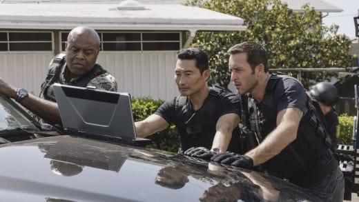 Making a Plan - Hawaii Five-0 Season 7 Episode 20