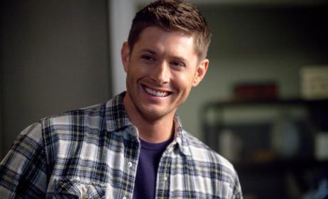 Very Happy Dean