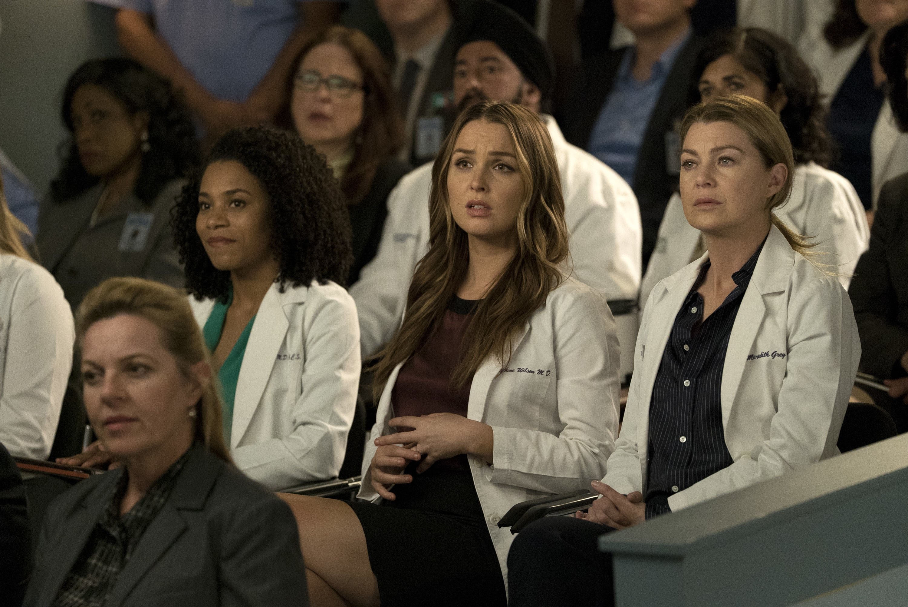 Abc Sets Fall Premiere Dates For Greys Anatomy The Conners More