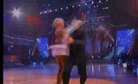 Cody Linley and Julianne Hough: Cha Cha