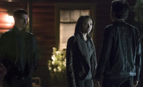 Did You Get A Cure? - The Vampire Diaries Season 7 Episode 20