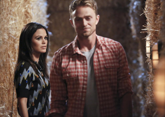 Wade and Zoe Tease