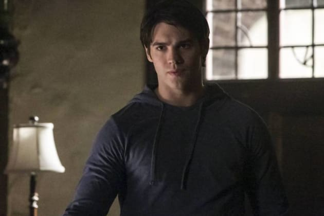 Jeremy Gilbert -- The Vampire Diaries