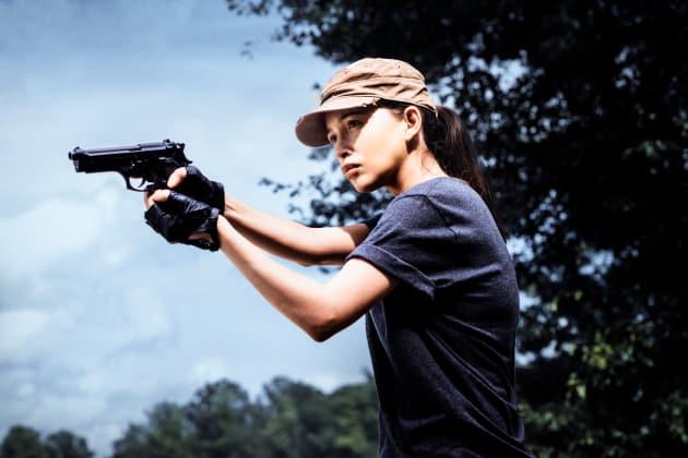 Avenging Abraham - The Walking Dead Season 8 Episode 1