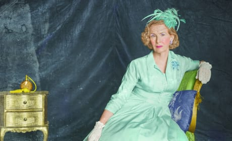 Frances Conroy as Gloria Mott - American Horror Story