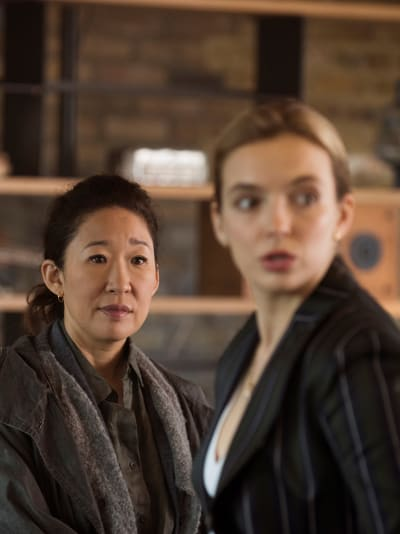 Working the Case - Killing Eve Season 2 Episode 6