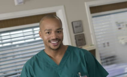 Donald Faison Lives By The Law