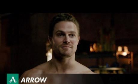 "Arrow Producers Preview: ""Time of Death"""