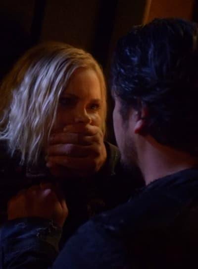 Bellamy and Josephine  - The 100 Season 6 Episode 5