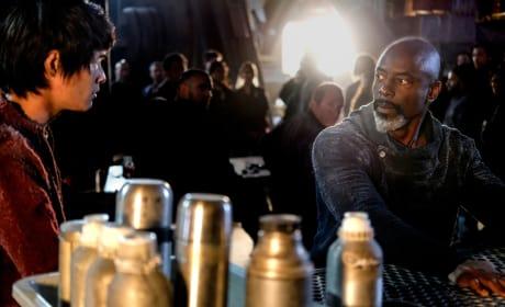 Jaha's Plan – The 100 Season 4 Episode 6