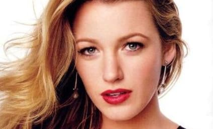Blake Lively in December Issue of InStyle