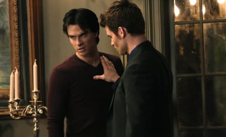Damon and Elijah